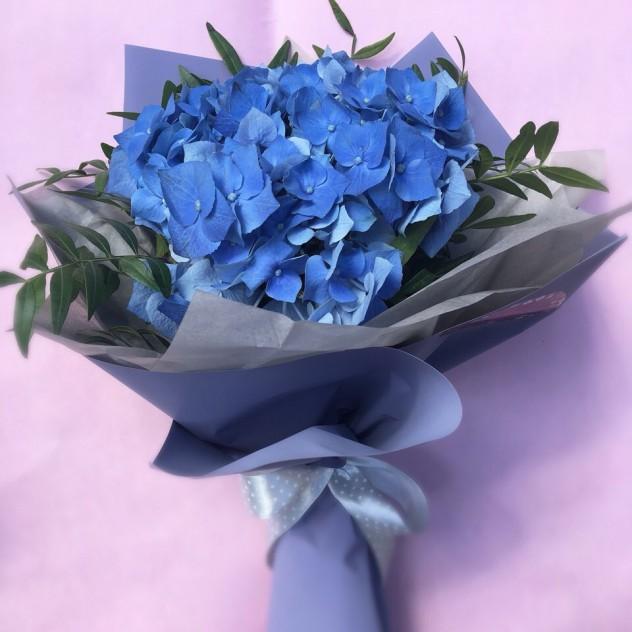 Букет №212 голубая мечта